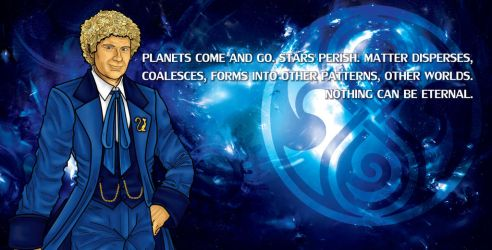 Doctor Who 6 (Blue) by CosmicThunder