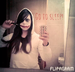 Jeff the Killer cosplay by maitanime013