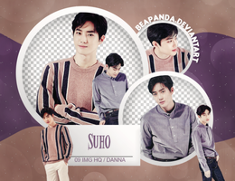 Pack Png 558 // Suho (EXO) by BEAPANDA