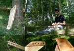 Horsehair Kantele by PrimalCraft