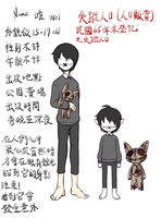 OC CreepyPasta  no name by yuhhei4666