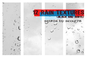 rain textures - set 4 by scout78