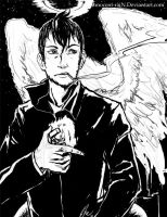 Angels and Demons by Innocent-raiN