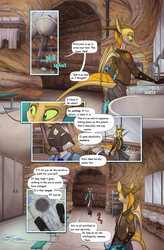 Dreamkeepers Caption Contest 2018 entry: Criticism by FuriouslyFurry
