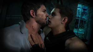 Vampire desire: I want you by Piers-Michaelis
