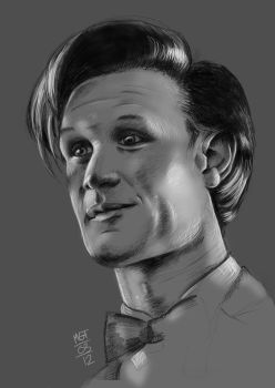 Eleventh Doctor - Doctor Who by NorthernLights817