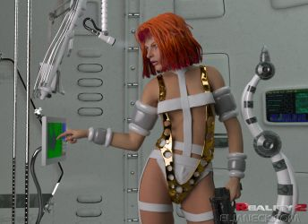 Fifth Element by elianeck