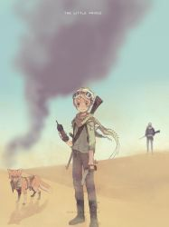 The Little Prince by demitasse-lover