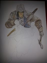 Connor in Arbeit by Zoey-01