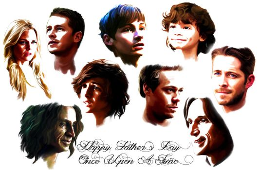Happy Father's Day - OUAT Edition by LicieOIC