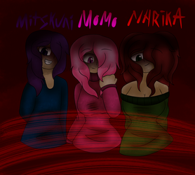 The Yandere Threesome by ShadAmyfangirl129