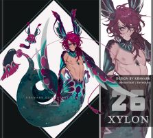 Xylon 26 Auction [closed] by Krawark