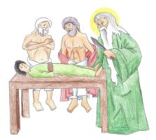 Genesis 17:23-27 (The Circumcision) by Parastos