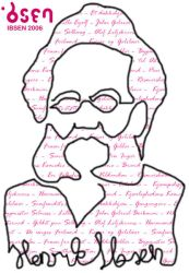Henrik Ibsen by cecily-marla-smith