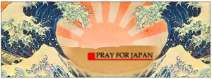 Pray for Japan by Endless-ink