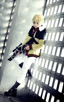 Blast of Tempest Cosplay3 by yuegene