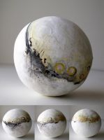 White Sphere by San-T