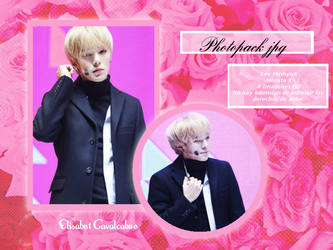 Lee Minhyuk pack 3 by ElisabetCavalcabue