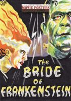 The Bride of Frankenstein by tdastick