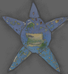 Matoran Universe - The Five Pointed Star by MatoroTBS