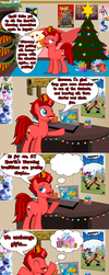 Jasper Reacts to the Hearth's Warming Club by JasperPie