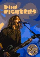 Dave - Foo Fighters by The12RZ