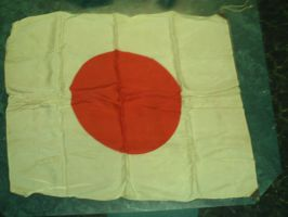 Japanese Flag by KenshinKyo
