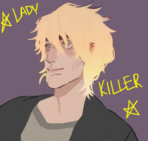 Lady Killer by Pukao