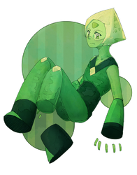 Peridot by Ekkoberry