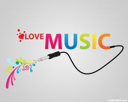 LOVE MUSIC by xenQtron