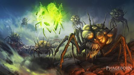 Infected Ones by ortheza