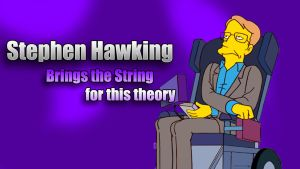 Stephen Hawking SSB Splash Card by sentaikick