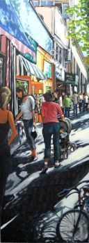 Browsing on Whyte by artistwilder