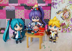 Happy Birhday - Kamui Gakupo Vocaloid (1) by ng9