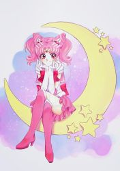 Chibiusa Remake by LauBun