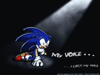Sonic - Lost... by Kojichan