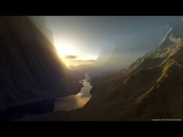 River Canyons by gearkraft