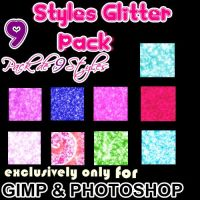 styles Glitter by ButterflyEditions