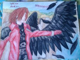 Genesis Watercolour by Laineyfantasy