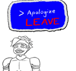 LEAVE.gif by Qrn103