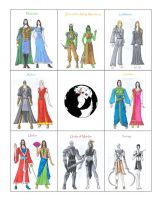 Middle Earth Anthology p. 2 by jmsnooks