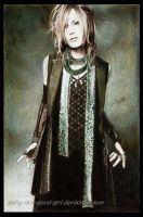 The GazettE: Uruha 2 by Polly-is-a-good-girl