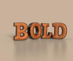 Bold by Textuts