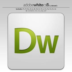 Adobe White CS b by mrwonderr