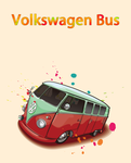 Volkswagen Bus by jjfwh