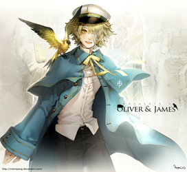 Oliver by Memipong