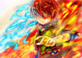 Shouto by GinSoul