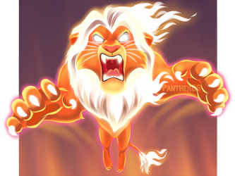 Kingdom Hearts III Simba by Panther85