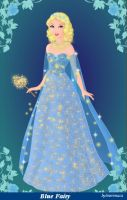 Blue Fairy by merimaca