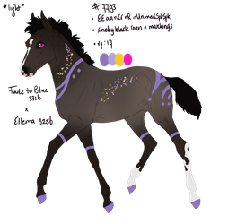 7793 Foal Design by ghost-pipe